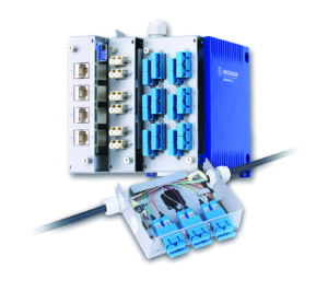 Modular Industrial Patch Panel
