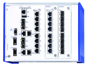 Open Rail Switch Power Expendable
