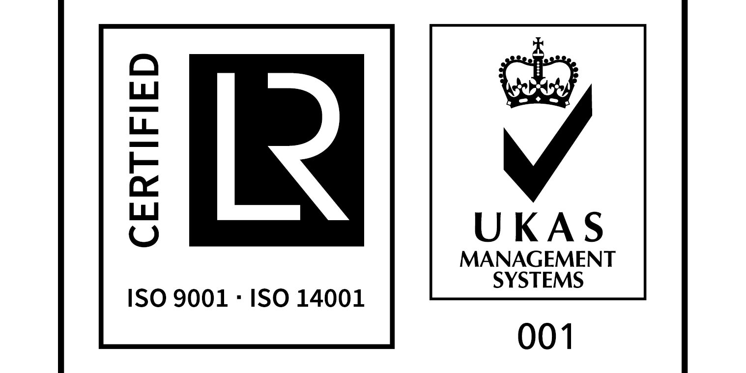 UKAS AND ISO 9001 AND ISO 14001 RGB